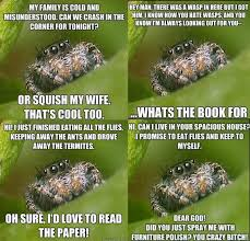 Friendly Spider Memes Image Memes - friendly spider memes memes pics 2018