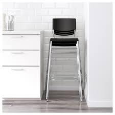 stig bar stool with backrest 24 3 4