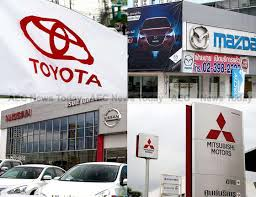 largest toyota toyota dominates asean car sales in h1 2016
