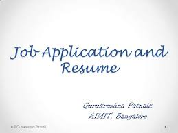 Job Application Resume Job Application U0026 Resume