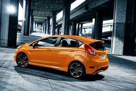 orange spice color 2017 ford fiesta st available now with new color free driver
