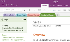 onenote app for android microsoft launches universal onenote app for ios new features for