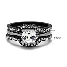 Wedding Rings Women by Amazon Com His And Hers Wedding Ring Sets Couples Matching Rings