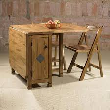 drop leaf table with folding chairs stored inside outstanding drop leaf dining table with folding chairs drop leaf