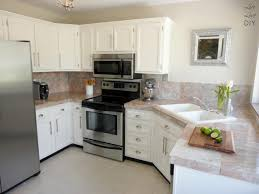 Redoing Kitchen Cabinets Yourself How To Paint Kitchen Cabinets White Bciuganda Com