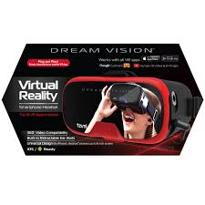 target black friday vr goggles tzumi dream vision virtual reality smartphone headset black