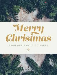 merry from our family to yours motion graphic church