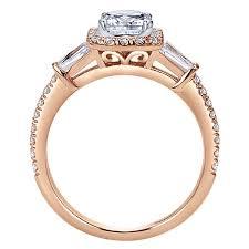Wedding Rings Rose Gold by Rose Gold Engagement Rings Rose Gold Rings Gabriel U0026 Co
