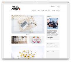 Lifestyle Blog Design 30 Best Personal Blog Wordpress Themes 2017 Colorlib