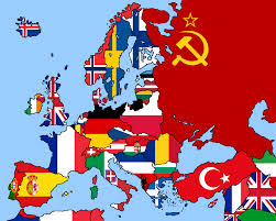 Europe Map Quiz Game by Image Blank Map Of Europe 1920 1933 With Flags By Eric4e Png