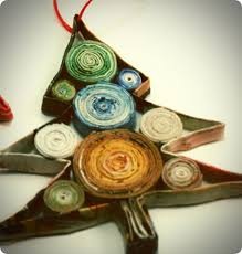 32 best quilled ornaments images on pinterest quilling ideas