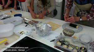 cours cuisine japonaise japon 36 comme ça de