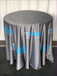 Plastic Table Runners Dining Room Fabulous Tablecloth For Round Table Corporate Logo