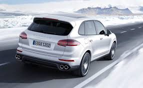 porsche suv turbo 2017 porsche cayenne now on sale in australia from 109 400