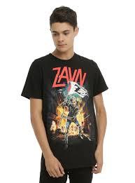 Hello Kitty Halloween Shirt by Zayn Zombies T Shirt Topic