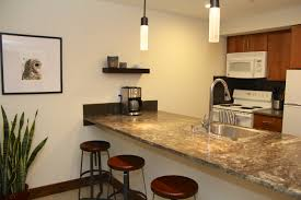 Kitchen Bar Lighting by Kitchen Ideas Ealing Broadway Earthtoned High Gloss Designs U