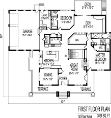 single floor home plans house plan w3117 detail from captivating single floor house plans