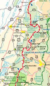 appalachian trail planner