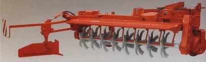 Garu Sisir alat dan mesin pengolahan tanah