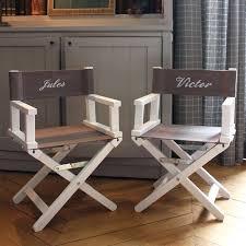 chaise metteur en fauteuil de metteur en scane enfant fauteuil metteur en enfant