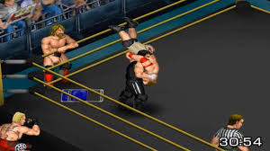 wrestling games through the eyes of a 90s teenager funstock