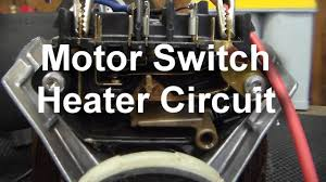 how to test the motor switch on a dryer that is not heating youtube