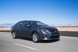 gas mileage toyota corolla 2014 then and now the compact sedan motor trend