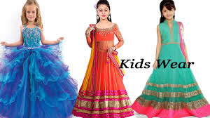 latest kids party wear dress collections kids wear collections