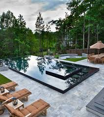 modern pool design trends entering georgia atlanta home improvement