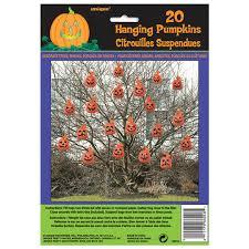 outdoor pumpkin leaf bags halloween tree decorations outdoor