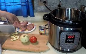 instant pot chipotle pork chops pressure cooker youtube