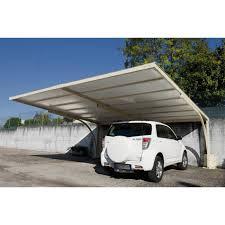 coperture tettoie in pvc tettoia in ferro a sbalzo ts 300x550 in ferro zincata e verniciata