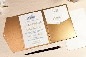 Wedding Invitation Pocket Envelopes Luxury Wedding Invitations By Com Bossa Uk Letterpress Specialists