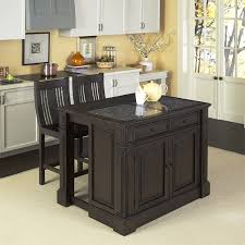 home styles 5029 948g prairie home kitchen island with granite top