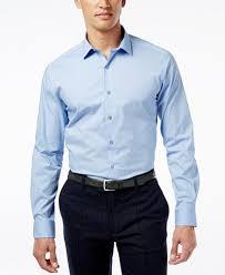 alfani spectrum s slim fit stretch dress shirt only at macy s