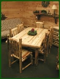 Log Dining Room Table 59 Best Colorado Aspen Images On Pinterest Aspen Log Furniture