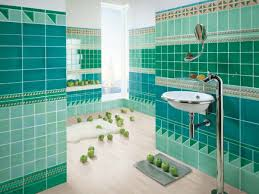 Blue Bathroom Idea  Cool Blue Bathroom Design Ideas Digsdigs - Blue bathroom design