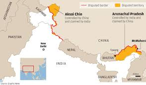 Where Is India On The Map by Why China India And The Dalai Lama Are Pushing The Boundaries In