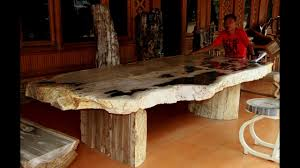 fossil stone dining room table rectangle dining table with fossil