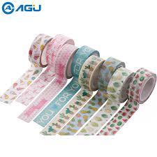 washi tape aagu new arrival 1pc 15mm 5m unicorn flamingo washi tape cute