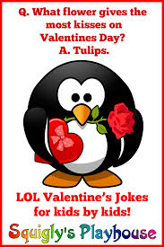 valentine u0027s day jokes and riddles at squigly u0027s playhouse
