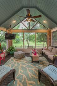 Screened In Patio Designs Decorating Screened Patio Home Decor 2018