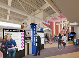 check out the renovation plans for the jamaica long island rail