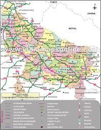 road map up road map up uttar pradesh national highway map maps of uttar