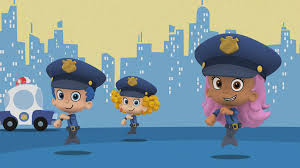 bubble guppies s3 ep305 police etition episode