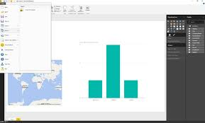 ux report template power bi desktop april update feature summary microsoft