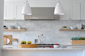floating kitchen shelves with lights diy heavy duty bracket free floating kitchen shelves house updated