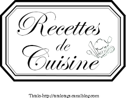 mot de cuisine tatalo recettes de cuisine avec logo imprimables
