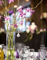 orchid centerpiece a fall finger lakes wedding images centerpieces and