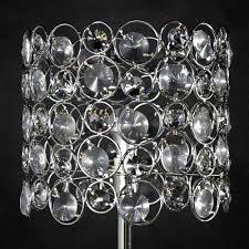 Wohnzimmer Lampe Bubble Kristall Stehleuchte Stehlampe Wohnzimmerlampe Leuchte